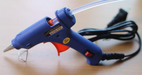 Cách dùng súng bắn keo chuẩn không cần chỉnh với keo nến