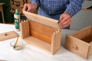 Keo dán gỗ có gây hại cho sức khỏe không?